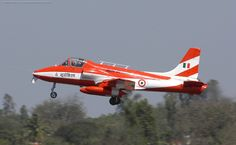 Surya Kiran Aerobatic Team (SKAT) - HAL HJT-16 Kiran - Indian Air Force