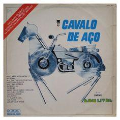#Cavalo de #aço - #vinil #vinilrecords #trilhasonora #music