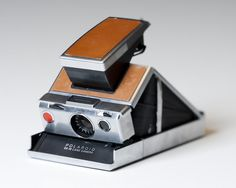 Polaroid SX-70 - I have one of these!