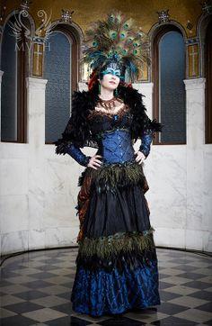 myth masque - costumer's challenge