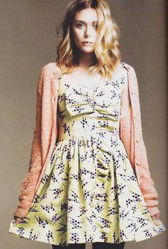 Elizabeth Olsen - Wonderland Magazine Photo Shoot