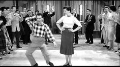 Rock & Roll Dance 1956 - Rock a Beatin Boogie - Dedicated to the lovely Lisa Gaye - and Bill Haley Rock And Roll Dance, Shut Up And Dance, Lets Dance, Dance The Night Away, Music Love, Music Is Life, Samba, Doris Day Show, Bill Haley