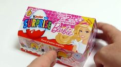 6 Kinder Surprise Eggs - BARBIE Girl Special Edition from France | موفيز هوم  We show 6 Kinder Surprise Eggs - BARBIE Girl Special Edition (from France) - a new YouTube Unboxing Video for babies kids families & collectors\r \r Barbie is a fashion doll manufured by the American toy-company Mattel Inc. and launched in March 1959. American businesswoman Ruth Handler is credited with the creation of the doll using a German doll called Bild Lilli as her inspiration.\r \r Barbie is the figurehead…