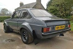 Classic Cars British, Ford Classic Cars, Ford Rs, Car Ford, Ford Car Parts, Best Pickup Truck, Ford Escort, Escort Mk1, Classic Car Restoration