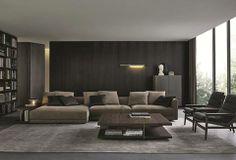Poliform Spa presents Bristol, design by Jean-Marie Massaud