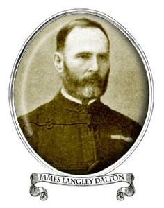 James Langley Dalton (Commissariat and Transport Department) superintended the work of defense at Rorke's Drift and was amongst those receiving the first wave of attack, where he saved the life of a man by killing the Zulu assailant. Although wounded himself, he continued to give the same display of cool courage throughout the action. He was 46 at the time of the defence.