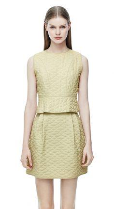 5cee9a5ef62 Carolin Loosen Theory, Cotton Silk, Fashion Looks, Beauty, Dresses, Peplum  Dress