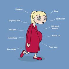 Line Severinsen, I'm So Pregnant