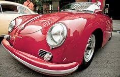 Porsche 356 GT , Hope my SuperB looks this good when I done with it.