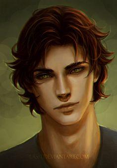 Gahenn+by+LAS-T.deviantart.com+on+@deviantART. Young Rayne before his 'coronation mishap'