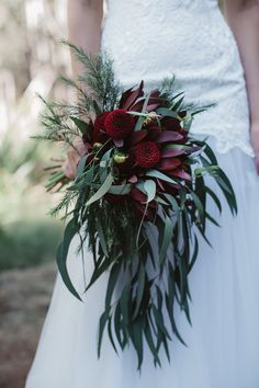 Romantic Bridal Styling Ideas In The Forest - Polka Dot Bride   Photo by Niki Photography http://www.schuchphotography.com.au/