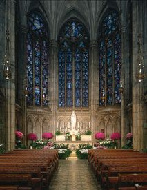 St. Patrick's Cathedral NYC- The most beautiful Church. We go every year at Christmas and light a candle.