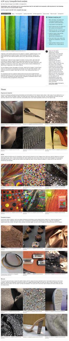 A W 14 15 Indigo New York Print trend analysis Flaviau0027s - trend analysis
