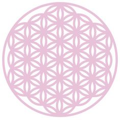 Silhouette Design Store - View Design #245776: geometric flower circle