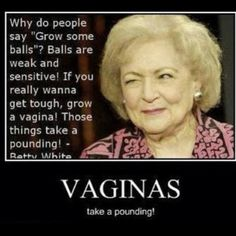 Words of wisdom from Rose Nylund