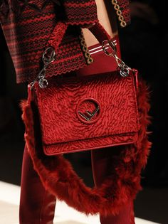 Fendi Debuts New Logo Hardware and Tons of New Bags for Fall 2017