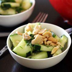 Thai Cucumber & Cash