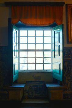 Janela do claustro da Ordem Terceira de São Francisco.