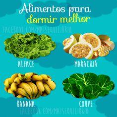 Clique nas imagens e veja quais são os outros alimentos que vão te ajudar a dormir como um anjo!