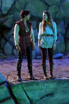 Once Upon a Time in Wonderland Premieres: Thursday, Oct. 10, at 8 p.m. on ABC