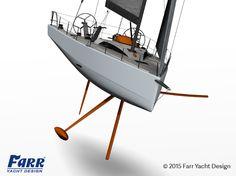 Farr Yacht Design | Infiniti 53