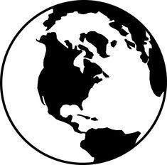 World map globe sketch vector sketch lean pinterest map globe earth clipart silhouette 1 globe clipart earthglobe vectorworld map gumiabroncs Choice Image