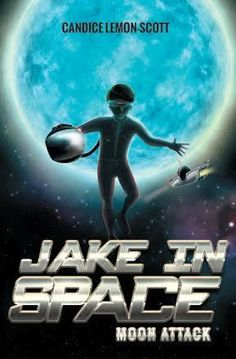 Jake in Space series by Candice Lemon-Scott -- Jake is sent to remedial space car driving school on the Moon. Nothing could be more embarrassing. He soon uncovers a sinister plot and must summon his courage, and driving skills, to save everyone. Books For Boys, Childrens Books, Space Car, Space Series, Driving School, Chapter Books, Children's Literature, Three Kids, Book Lists