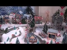 Christmas Village 2010 ski lift, My Crafts and DIY Projects