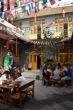 Jiaxin Guesthouse in Pingyao - China. Definitely a must when you're traveling to Pingyao!