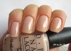OPI manicure
