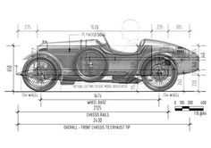 1927 Amilcar CGSS : CycleKart Tech Forum : CycleKart Forum : The CycleKart Club