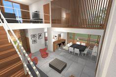 Projeto de Casa - Terra Magna   24.7 Arquitetura Design