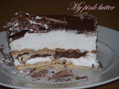 Cookbook Recipes, Cooking Recipes, Greek Recipes, Sweet Life, I Foods, Tiramisu, Sweets, Ethnic Recipes, Cakes