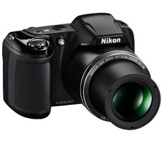 Price Rs.11,900/- What a stylish but also useful way to keep track of our camera! It's right at our fingertips for capturing events! Buy #Nikon Coolpix L340 Online in India