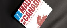 Made in Canada t-shirts - our t-shirts - ETHICA