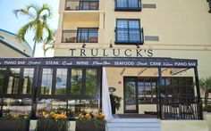 I can almost taste the Stone Crab now! Truluck's is known as one the best seafood restaurants in Naples, have you had the pleasure of dining here yet?  #NaplesFL #NaplesRestaurants