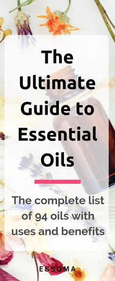 Natural Remedies For Hair Growth - Learn about the benefits of over 94 essential oils and how to use them for clearer skin, longer hair, better sleep, aromatherapy and more. Essential Oils For Skin, Essential Oil Uses, Young Living Essential Oils, Essential Oil Diffuser, Essential Ouls, Elixir Floral, Aromatherapy Oils, Aromatherapy For Sleep, Oil Benefits
