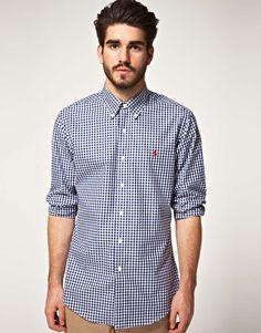 Polo Ralph Lauren Custom Fit Gingham Shirt