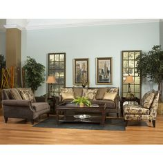 New Orleans 3-piece Sofa Set