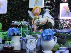 Peter Pan e Sininho para Albertinho e Heloísa