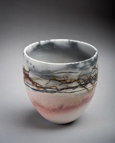 tumbler - Ceramics by June Ridgway at Studiopottery.co.uk - 2012.