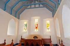Chancel Aberfeldy, St Andrew's Church