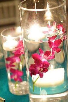 floating candle | DIY : 10 idées pour une jolie table de fête « (La parenthèse déco ...