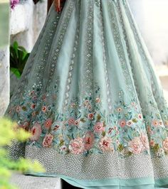 Designer Bridal Lehenga, Indian Bridal Lehenga, Indian Bridal Outfits, Indian Gowns Dresses, Indian Fashion Dresses, Indian Designer Outfits, Party Wear Dresses, Bridal Dresses, Dress Party