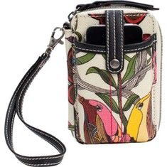 These little bags are a great add-on to any look. By themselves or carried in a larger handbag they go anywhere. The SAK Sak Roots Smartphone Wristlet. Large Handbags, Little Bag, Phone Cover, Diaper Bag, Smartphone, Artsy, Roots, Gadgets, Accessories