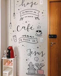 Room Ideas Bedroom, Home Decor Bedroom, Lettering Tutorial, Hand Lettering, Drawing Cartoon Faces, Fridge Decor, Chalk Wall, Nail Designer, Cubby Houses