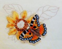 Image detail for -Stumpwork Embroidery