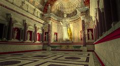 Temple of Venus and Rome - Ancient Roman Temples - Crystalinks