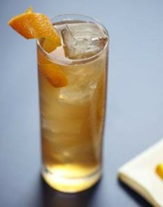 Learn to make this yummy cocktail!
