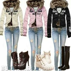 Images of Winter Coats For Teenage Girl - Reikian